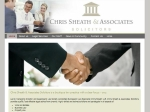 View More Information on Chris Sheath & Associates Solicitors
