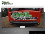 View More Information on Civil Movement Pty Ltd