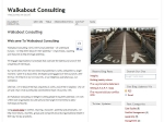 View More Information on Walkabout Consulting