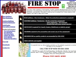 View More Information on Fire Stop