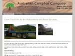 View More Information on Australian Camphor Company