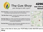 View More Information on Gas Shop The