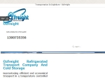 View More Information on Ozfreight