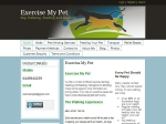 View More Information on Exercise My Pet