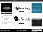View More Information on Speech Therapy And Hearing Aid Clinic, Forest Hill