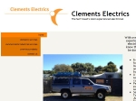 View More Information on Clements Electrics Pty Ltd