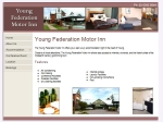 View More Information on Young Federation Motor Inn