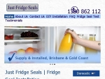 View More Information on Just Fridge Seals