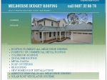View More Information on Melbourne Budget Roofing Pty Ltd