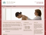 View More Information on The One Massage