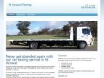 View More Information on St Arnaud Towing