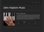 View More Information on John Hopkins Piano