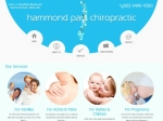 View More Information on Hammond Park Chiropractic