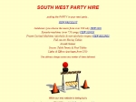 View More Information on South West Party Hire Amusements