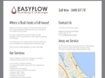View More Information on Easyflow Plumbing & Drainage