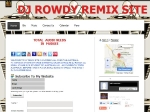View More Information on DJ Rowdy Bands NSW