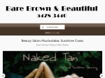 View More Information on Bare Brown & Beautiful