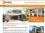 View More Information on Zandor Constructions