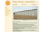 View More Information on Solar Dryers Australia