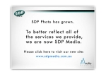 View More Information on Sdp Photo Pty Ltd