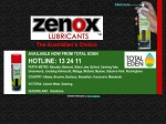 View More Information on Zenox Industries Global Pty Ltd