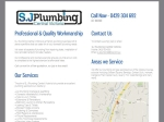 View More Information on SJ Plumbing Central Victoria