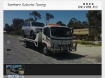 View More Information on Northern Suburbs Towing
