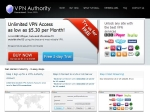 View More Information on VPN Authority