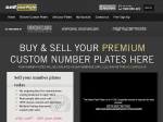 View More Information on Sell Your Plate