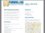 View More Information on TRT Plumbing & Gas