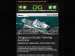 View More Information on Dangerous Goods Training International