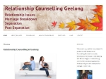 View More Information on Relationship Counselling Geelong