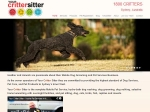 View More Information on Your Critter Sitter