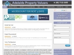 View More Information on Adelaide Property Valuers