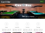 View More Information on Cue 8 Bar