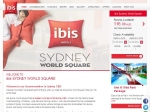 View More Information on Ibis Sydney World Square