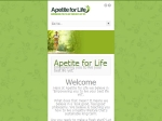 View More Information on Apetite For Life