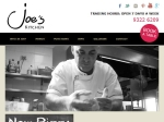 View More Information on Joe's Kitchen