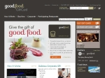View More Information on Good Food Gift Card