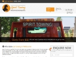 View More Information on Spirit Towing