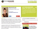 View More Information on Travelmanagers Belynda Davies