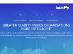 View More Information on Lucidity Software