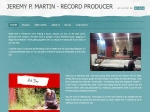 View More Information on Jeremy P Martin - Record Producer
