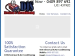 View More Information on DJS Electrical & Airconditioning