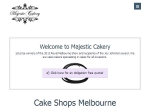 View More Information on Majestic Cakery