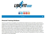 View More Information on Livefit Personal Training