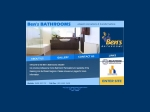 View More Information on Ben's Bathrooms
