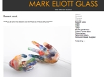 View More Information on Mark Eliott Glass