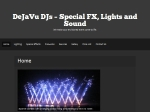 View More Information on Dejavu DJs