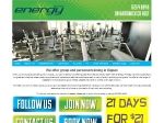 View More Information on Energy Fitness